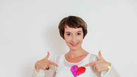 """Isabel Ihm aus Nieder Olm hat den Sieg errungen und ist """"Female Business Hero"""". Foto: Ihm"""