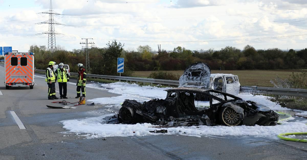 Unfall Auf Der A66