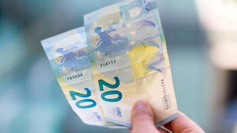 Erstmals seit der deutschen Wiedervereinigung sind die Bruttolöhne und -gehälter gesunken. Ursache ist die Corona-Pandemie. Foto:Inga Kjer