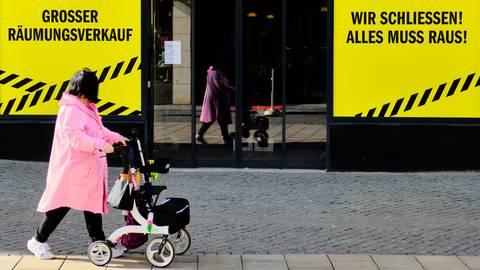 Der Wunsch nach Öffnung des Einzelhandels ist bei vielen Menschen groß. Archivfoto: dpa