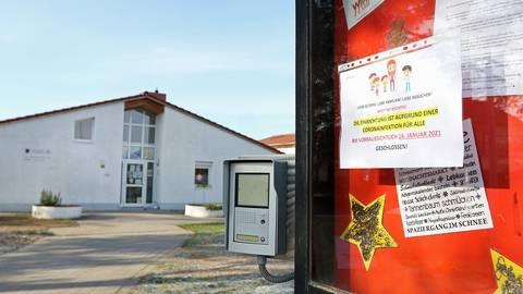 Das Gesundheitsamt ordnete in Offstein für 22 Kinder und neun Erzieher Quarantäne an.      Foto: pakalski-press/ Christine Dirigo