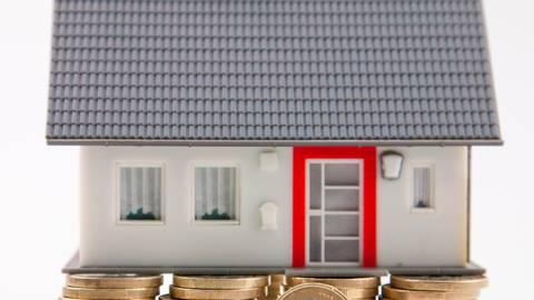 Solide wie das Fundament eines Hauses sollte auch das Anschlussdarlehen sein. Foto: dpa