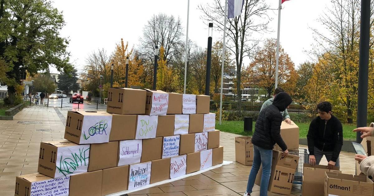 Dieburg: Gedenkveranstaltung ruft Polizei auf den Plan - Echo Online