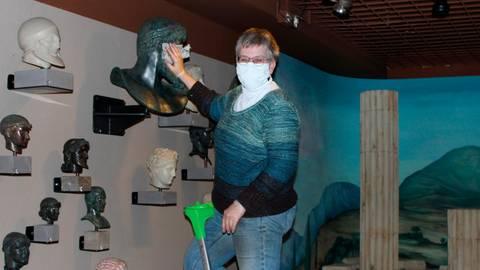 Noch laufen die Vorbereitungen: Ab Samstag öffnet das Museum Wilnsdorf wieder für Besucher. Die benötigen dafür allerdings einen zuvor vereinbarten Termin. Archivfoto: Gemeinde Wilnsdorf