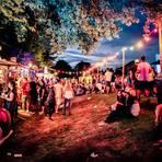 Bunte Glühbirnen und volle Essensbuden wird es in diesem Jahr in Trebur nicht geben. Foto: Trebur Open Air