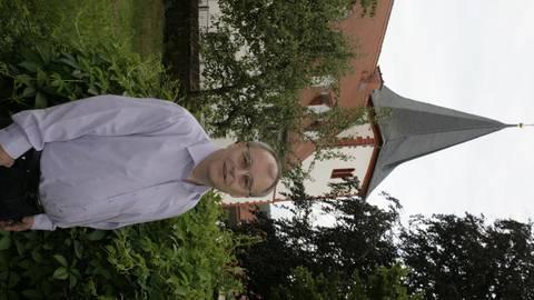 Andreas Höfeld ist neuer Pfarrer. Foto: Wolfgang Kraft