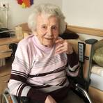 Das ist nur wenigen Senioren vergönnt: Frieda Weyl feiert ihren 102. Geburtstag. Foto: Weyl