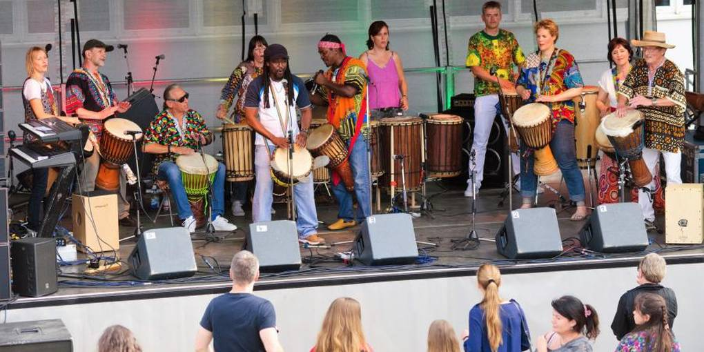 Afrika Festival Wiesbaden