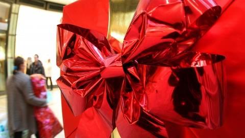 Weihnachtsgeschenke. Archivfoto: dpa