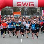 Der 15-Kilometer-Lauf der Pohlheimer Winterlaufserie war bislang der einzige Lauf des Mittelhessen-Cups 2020. Foto: Serowy