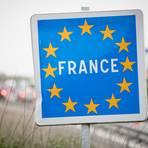 Wegen stark steigender Corona-Infektionszahlen stuft die Bundesregierung Frankreich ab Sonntag als Hochinzidenzgebiet mit Testpflicht bei der Einreise ein.   Foto: Kay Nietfeld/dpa