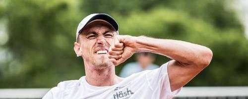 Wieder mit dem Australier John Millman an der Spitze geht der TC 02 Weinheim in sein drittes Jahr in der Tennis-Bundesliga. Nach seinem Viertelfinal-Aus beim ATP-Turnier in Sydney gegen den Franzosen Gilles Simon steht der ebenso bodenständige Profi vor den Australian Open auf Weltranglisten-Platz 33. Das erste Grand-Slam-Turnier des Jahres beginnt am Sonntag. Foto: Simon Hofmann