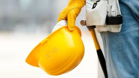 Zunahme bei den Bauanträgen: Im Kreis wird fleißig gebaut.  Symbolfoto: Bundesagentur für Arbeit
