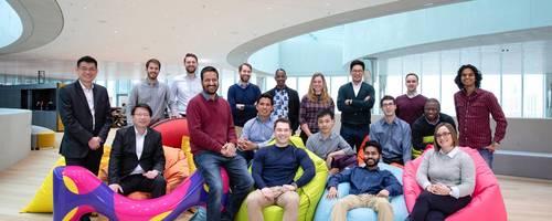 Ihr Arbeitsplatz ist ab sofort in Darmstadt: Die zehn teilnehmenden Start-ups wurden unter insgesamt 565 Bewerbern aus 68 Ländern ausgewählt. Foto: Merck