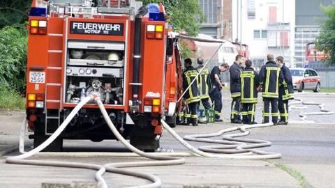 Mörfelden Walldorf Hoher Schaden Bei Kita Brand