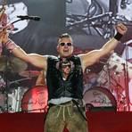 Volks-Rock'n'Roller Andreas Gabalier aus der Steiermark bot ein knapp dreistündiges Programm. Foto: Dorothea Lenhardt  Foto: Dorothea Lenhardt