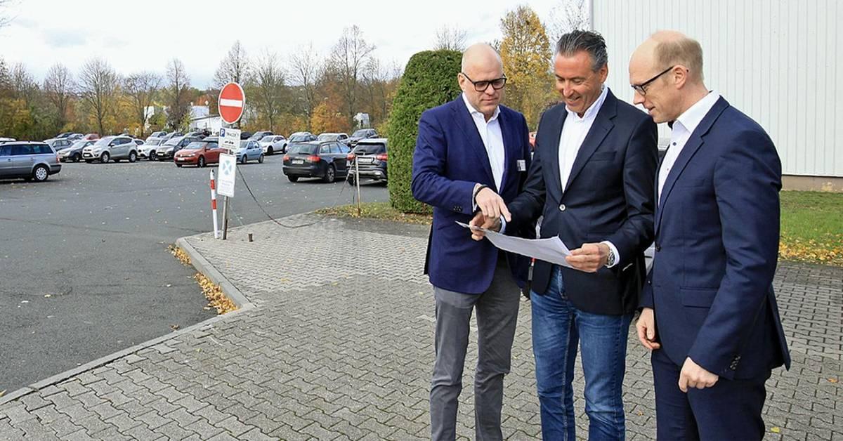 Tracoe-Neubau in Nieder-Olm soll 2023 fertig sein - Allgemeine Zeitung
