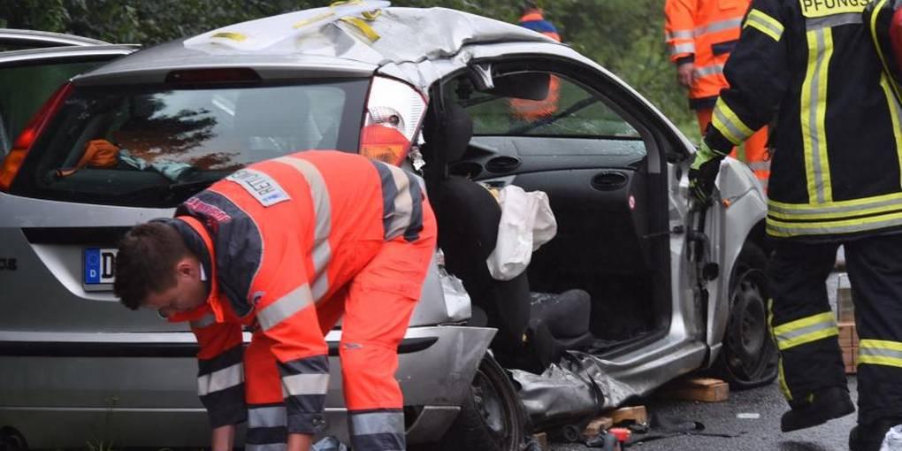 A5 Unfall Aktuell