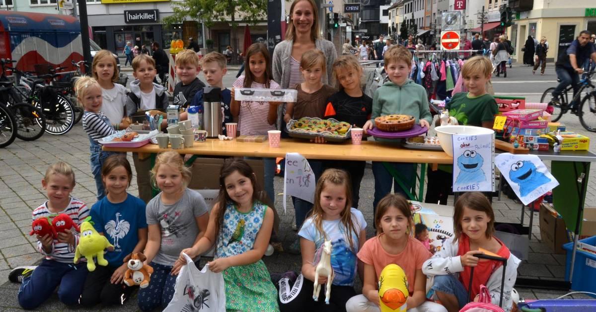 Winzenheimer Grundschüler engagieren sich für Regenwald