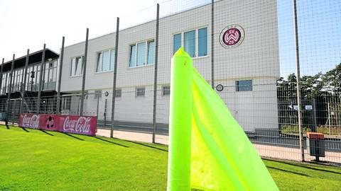 Das Nachwuchsleistungszentrum des SVWW auf dem Halberg. Archivfoto: RMB/Wolfgang Kühner