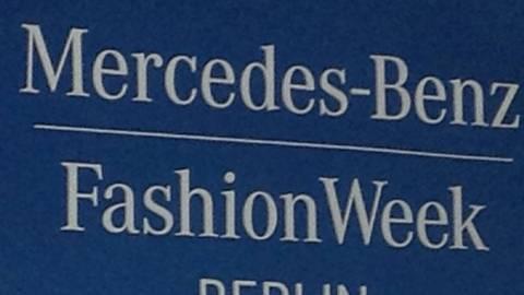 Die Mercedes-Benz Fashion Week in Berlin startet. Foto: Anja Kossiwakis