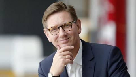 Friedrich Roeingh. Foto:  Sascha Kopp