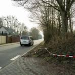 Gefahr im Straßenverkehr oder Sichtschutz? Nachbarschaftsstreit um Büsche und Bäume in Dexheim. Foto: hbz/Stefan Sämmer