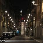 In anderen Ländern wurden bereits Ausgangssperren eingeführt. Hier eine leere Straße in Rom. Archivfoto: dpa