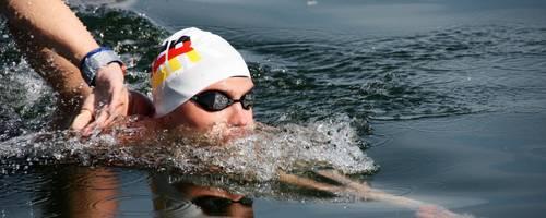 Hat in diesem Jahr den nächsten großen Schritt nach vorn gemacht: Schwimmer Niklas Frach vom TV Wetzlar. Foto: Uwe Hermann