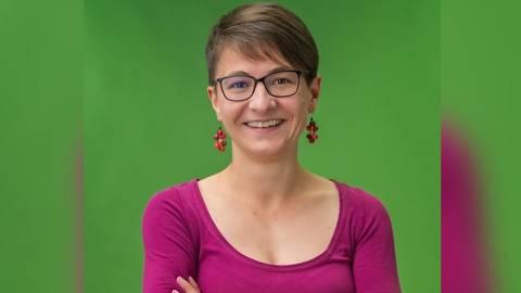 Grünen-Direktkandidatin für die Bundestagswahl im September: Uta Brehm. Foto: Peter Wolf