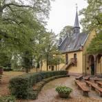 Die Wallfahrtskirche Maria Einsiedel ist gemeinsames dekanatsübergreifendes Zentrum. Archivfoto: Vollformat/Robert Heiler
