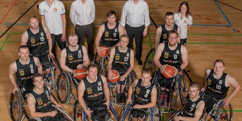 Rollstuhlbasketball Wm Hamburg