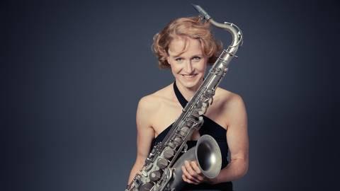 """Die Musikerin Prisca Otto spielt in der Marktkirche unter dem Motto """"Dir zuliebe"""". Foto: Otto"""