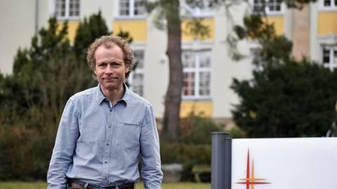 Dr. Thomas Wilde Foto: Nathalie Doleschel