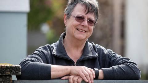 Barbara Fenske (Komma) ist die neue Erste Beigeordnete in Bickenbach. Foto: Karl-Heinz Bärtl