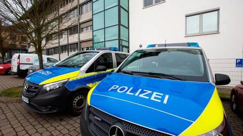 Die Aufgaben der Polizei in Mittelhessen sind deutlich gewachsen. Deshalb wird mehr Personal gefordert.  Foto: Mosel
