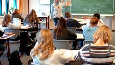 Die Corona-Krise wirkt sich stark auf die Schulen aus.  Archivfoto: dpa