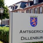 Das Dillenburger Amtsgericht. Archivfoto: Reimund Schwarz