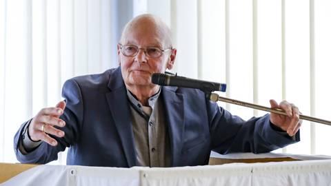 Der ehemalige Vorsitzende der Wiesbadener Awo Wolfgang Stasche. Archivfoto: Sascha Kopp
