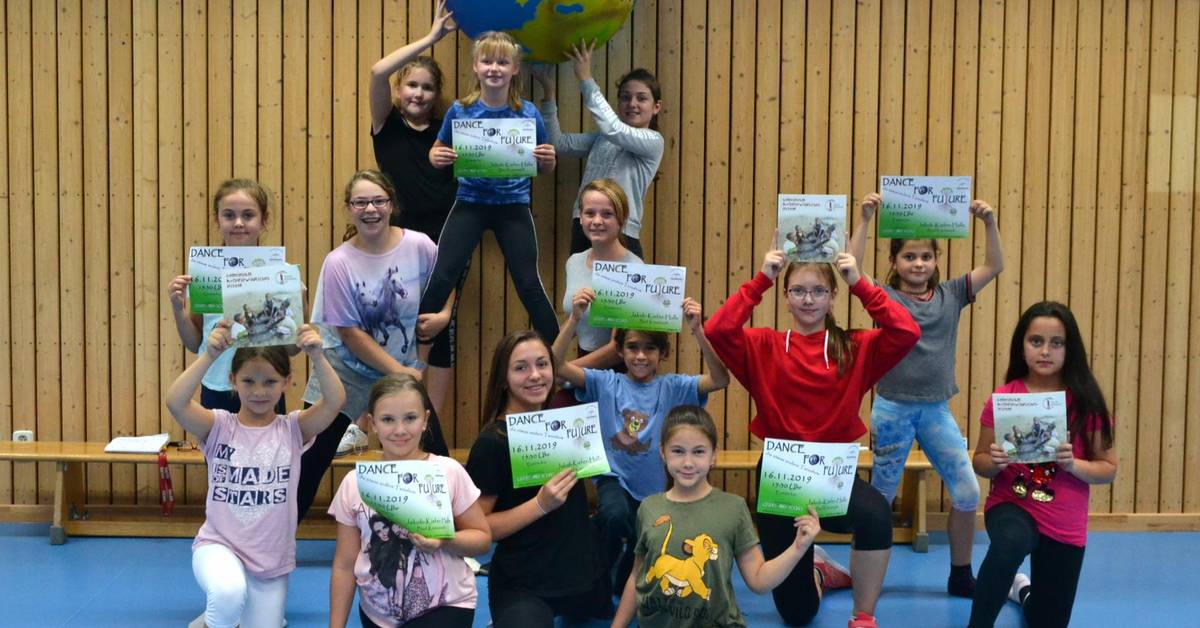 Kreativer Tanzsportclub Bad Kreuznach plant Benefizaktion