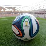 Das Warten hat ein Ende - am Donnerstag beginnt das WM-Turnier in Brasilien. Foto: dpa