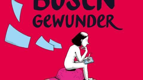 Was tun bei behaarten Beinen? Die feministischen Kolumnen von Lisa Frühbeis lassen kein Thema aus. Foto: Carlsen-Verlag