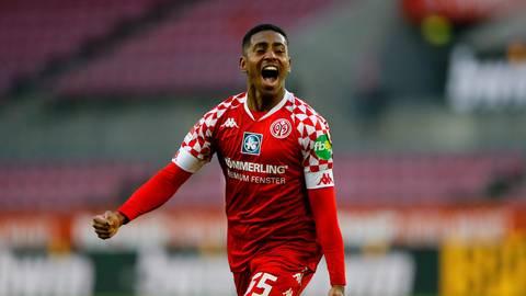 Matchwinner gegen Köln: Leandro Barreiro. Foto: dpa