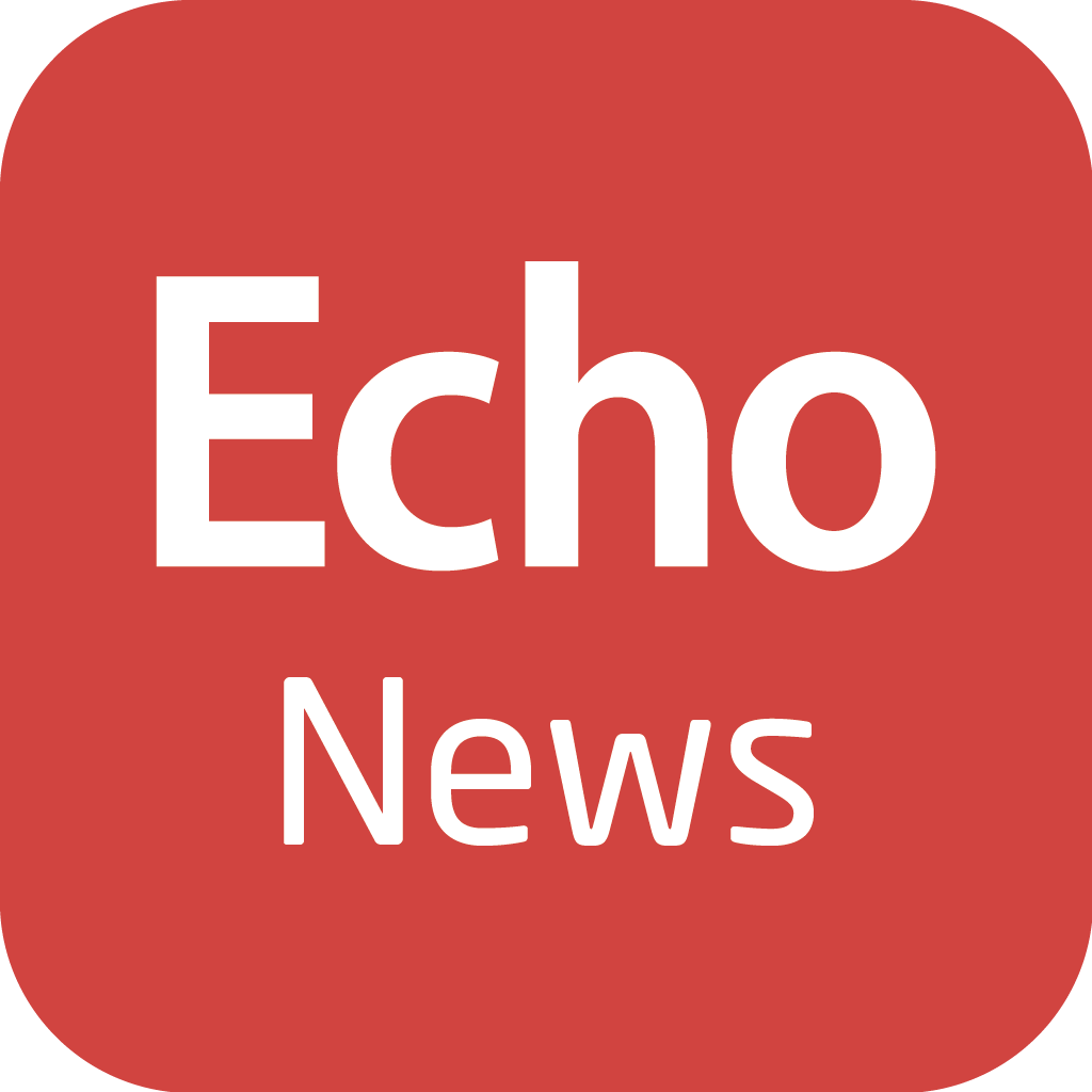 Symbolfoto: App-Icon Echo News-App. Copyright: VRM