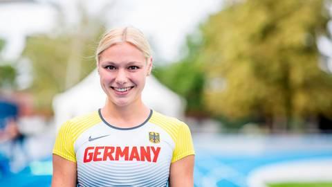 Muss ihren Einsatz verschieben: Lisa Mayer vom Sprintteam Wetzlar. Foto: Eibner