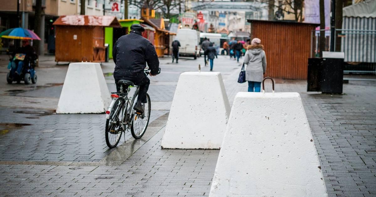 Gießen Fußgängerzone