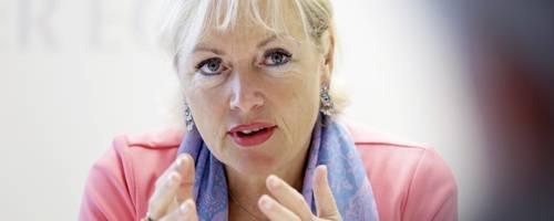 Rasanter Aufstieg: Kristina Sinemus soll Ministerin für Digitale Strategie und Entwicklung werden. Foto: Guido Schiek