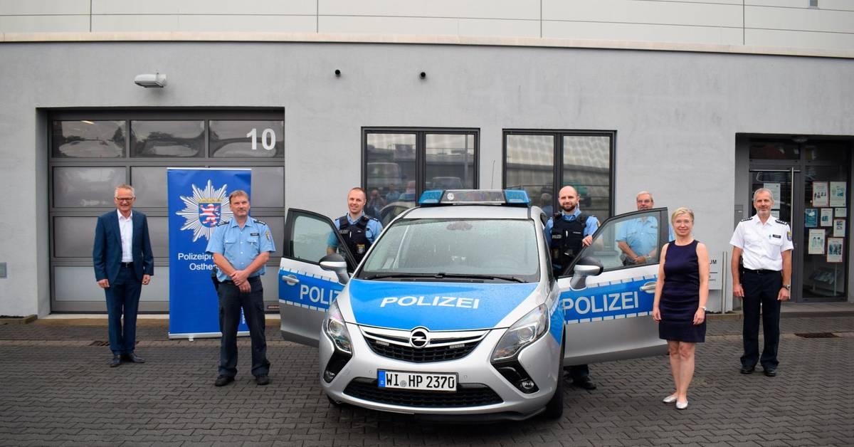 Polizei Schotten