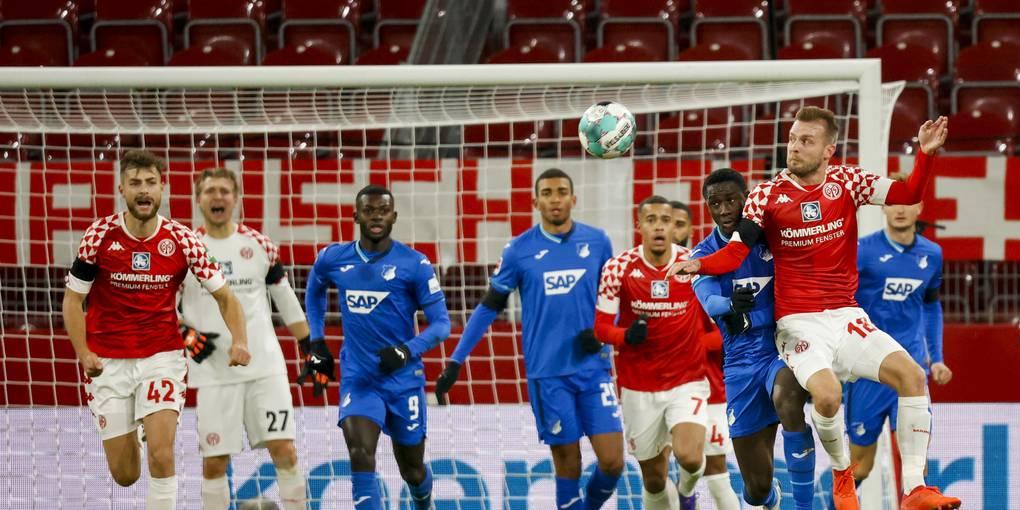 Mainz Gegen Hoffenheim