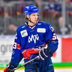 Moritz Seider kehrt auf Leihbasis zu den Adlern Mannheim zurück. Foto: AS Sportfoto / Sörli Binder